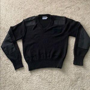 Men's Military Sweatshirt